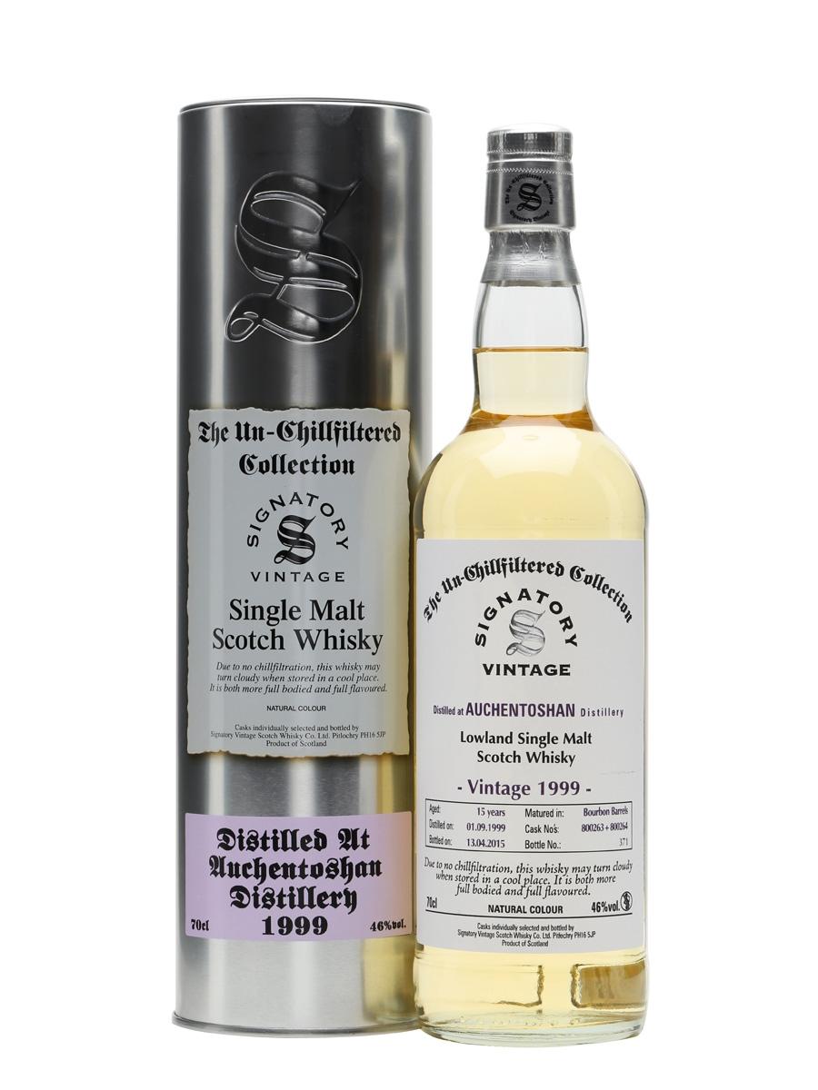 whisky auchentoshan signatory